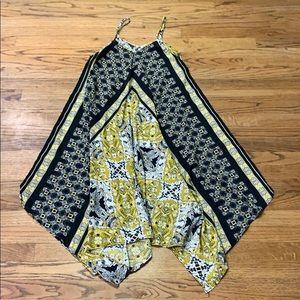 Boho Style   J Gee Flowy Dress